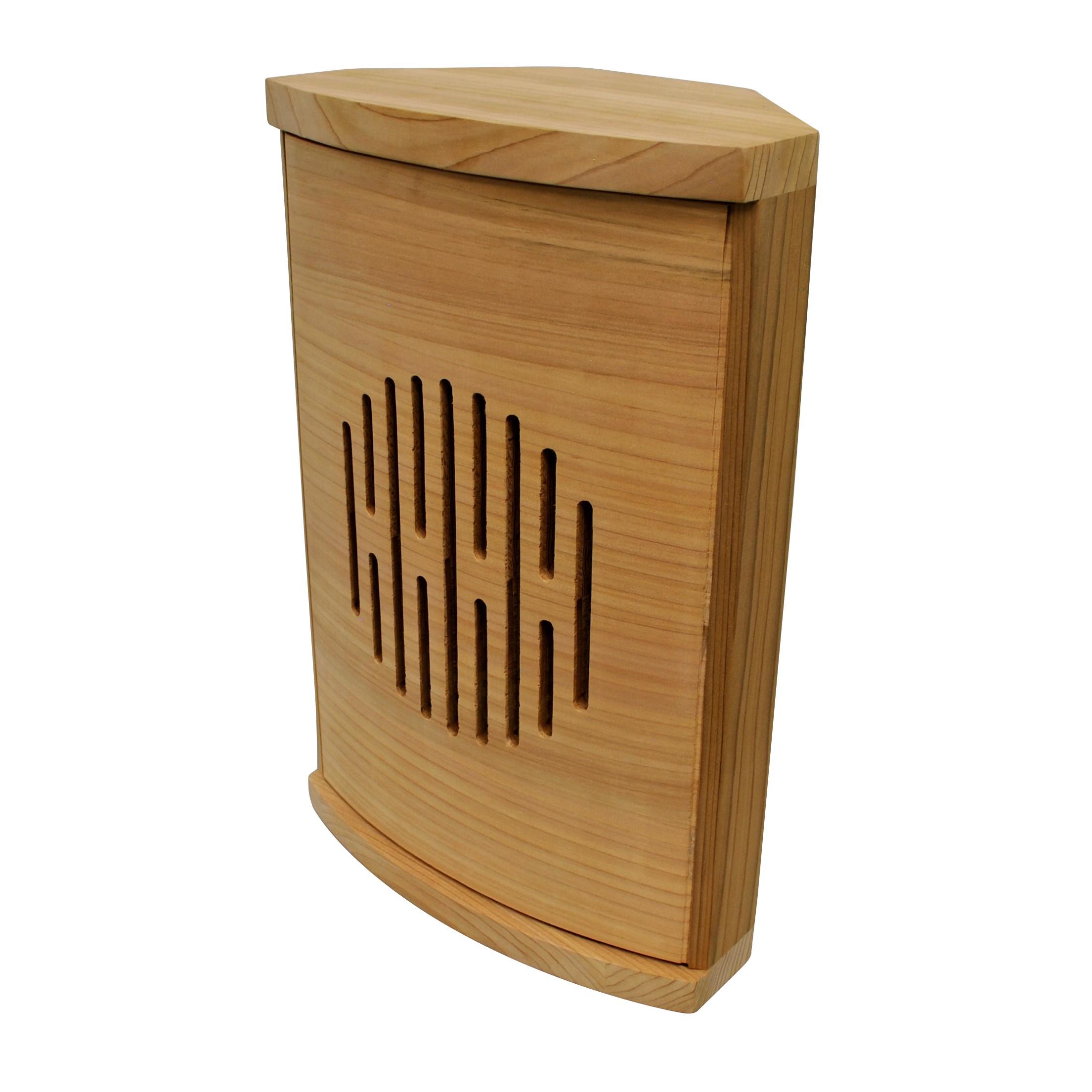 Cedar Sauna Speaker