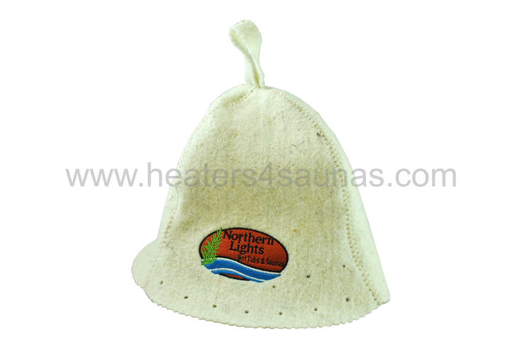 Northern Lights Sauna Hats- The Traditional Banya Hat