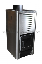 Timberline Wood Sauna Stove - Stainlesss Steel Sauna Heater - Heats 650 Cubic Feet - Click Image to Close