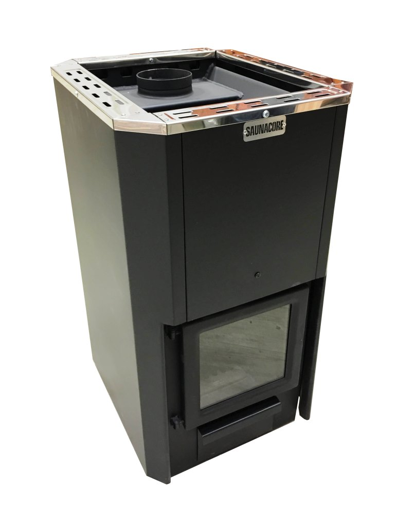 Saunacore Wood Fired Sauna Heater