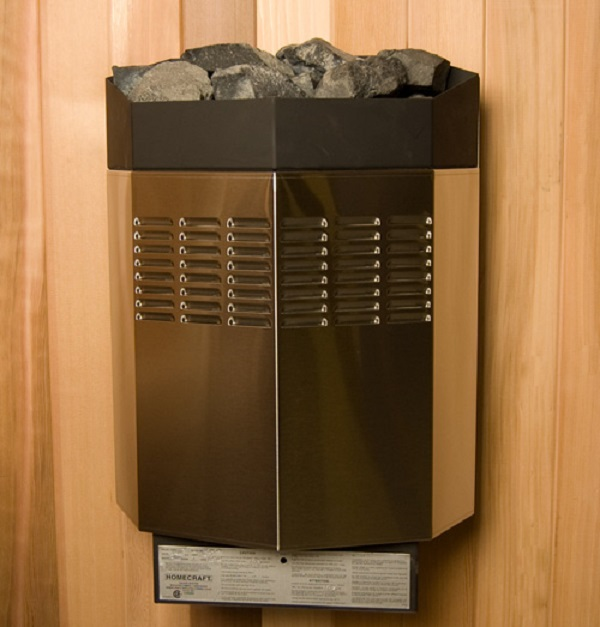 4 Kw Chsh Sauna Heater With Digital Controller