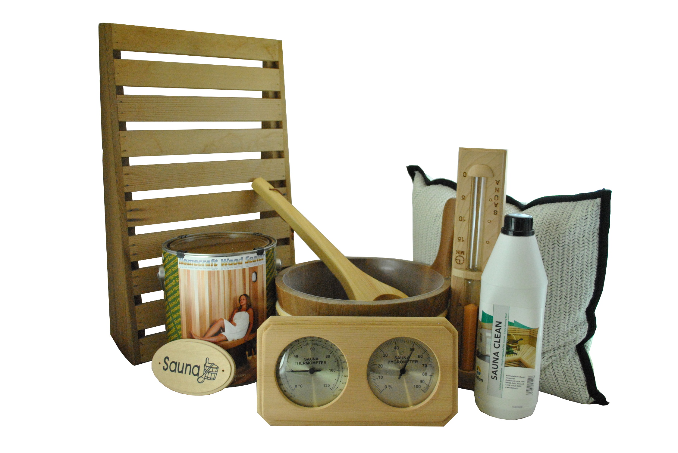 Sauna Accessory Kit